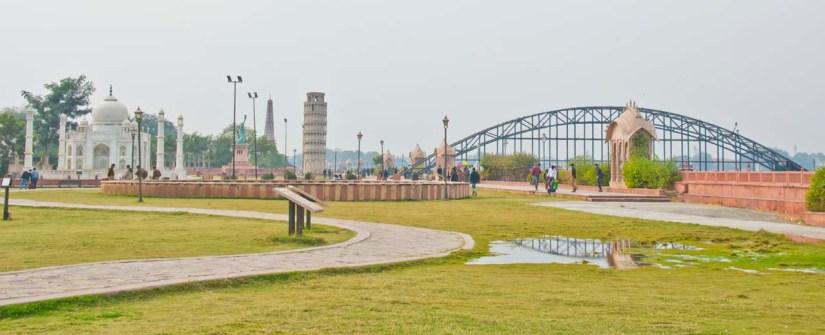 Seven wonders park Kota
