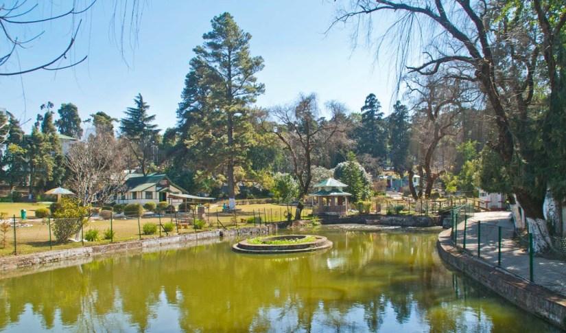 Lady Hydari park Shillong