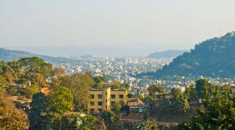 Overview of Guwahati