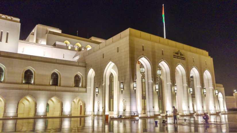 Royal opera house-Muscat