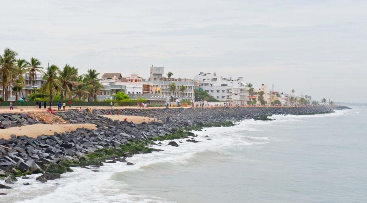 Promenade Beach overview