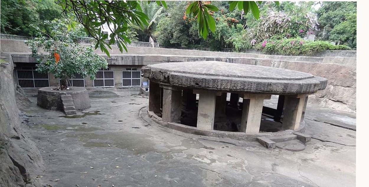 Patleshwar Caves Pune