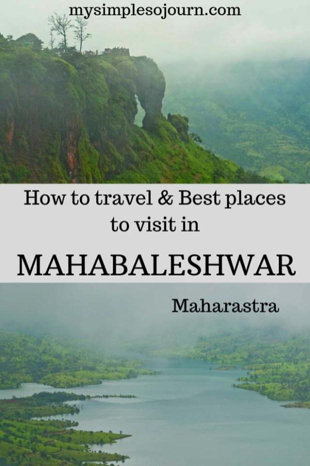 Where is Mahabaleshwar, Places to visit in Panchgani and Mahabaleshwar