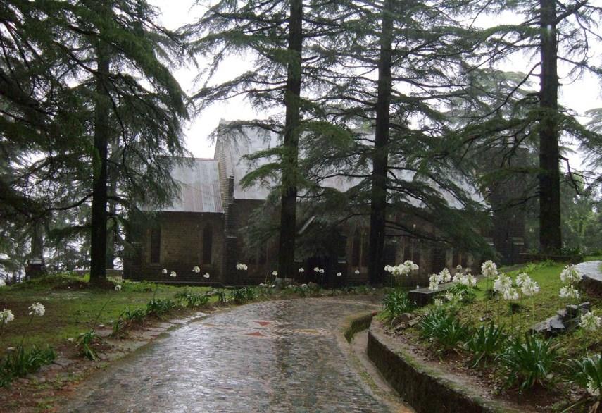 St. John in the Wilderness Church, Mcleodganj and Dharamshala
