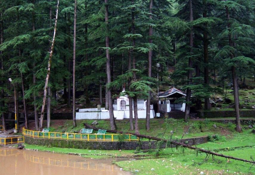Dal Lake Mcleodganj