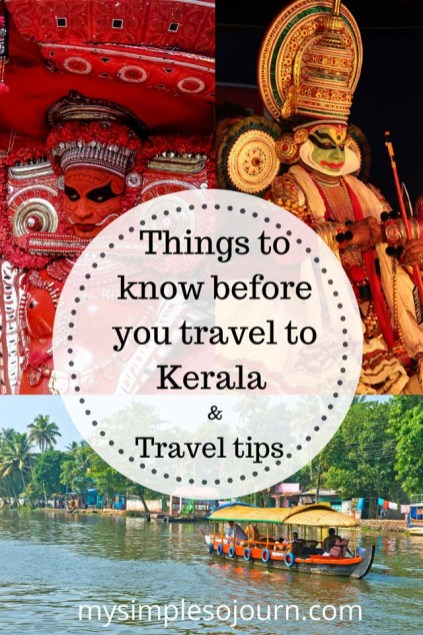Travel Guide for Kerala, Travel tips for Kerala before planning a trip #india #kerala #traveltips #travelguidekerala #thingstoknow #travel #culture