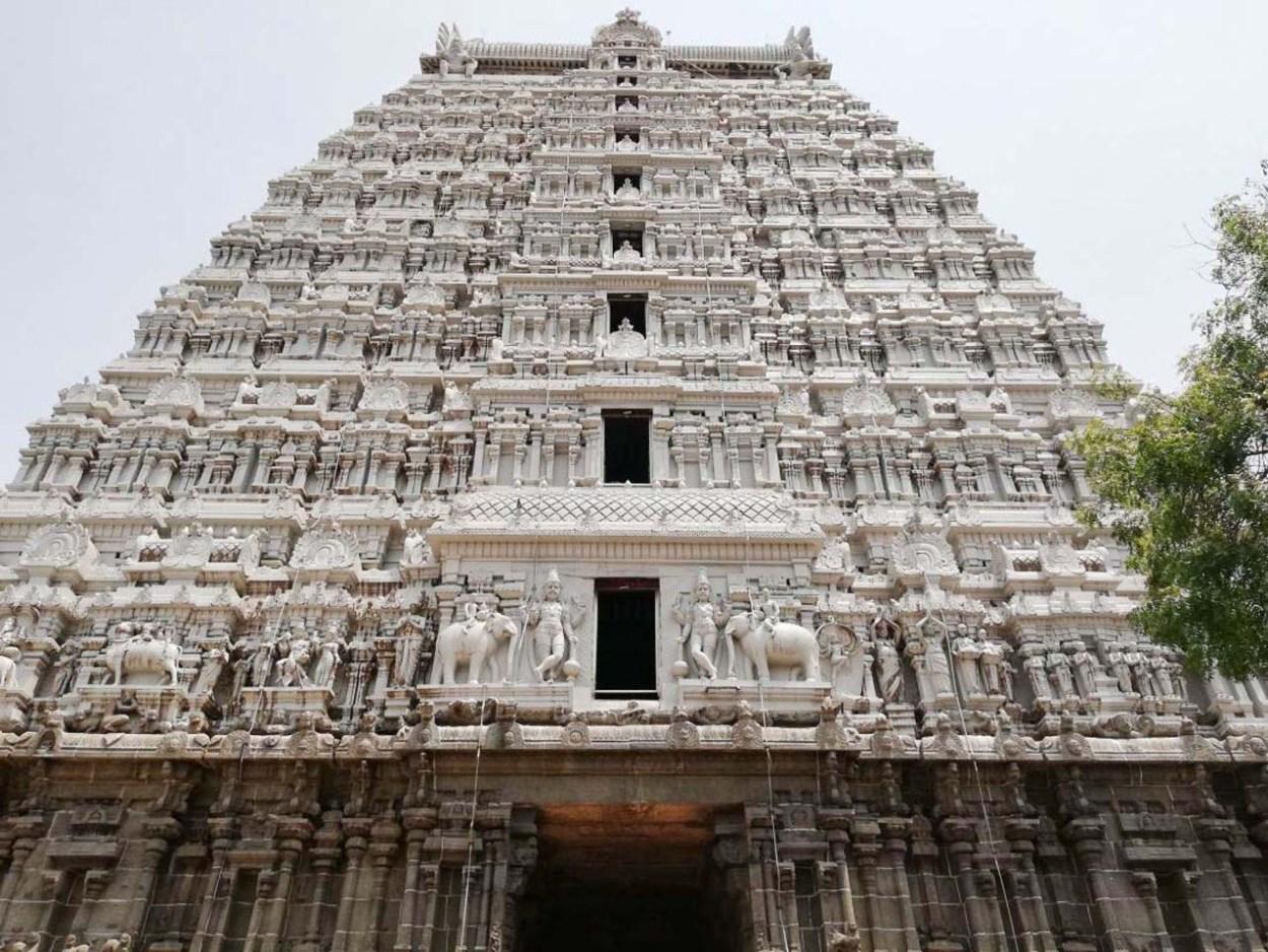 Tiruvannamalai temple