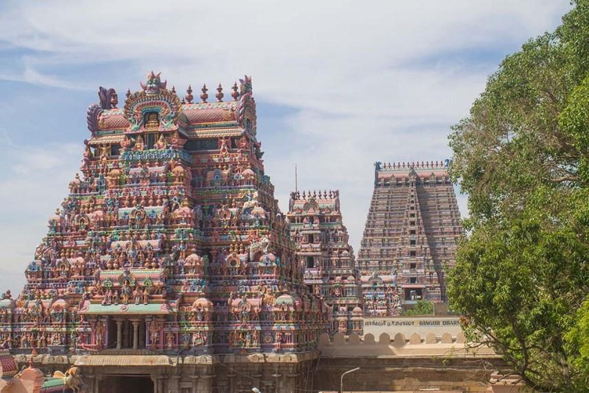 sri-ranganathaswamy-temple-india