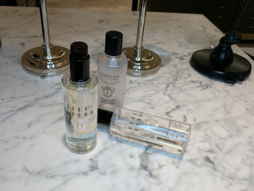 bobbi brown cleansing oil 1