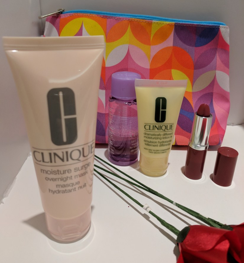 Clinique Moisture Surge Step Up for $55