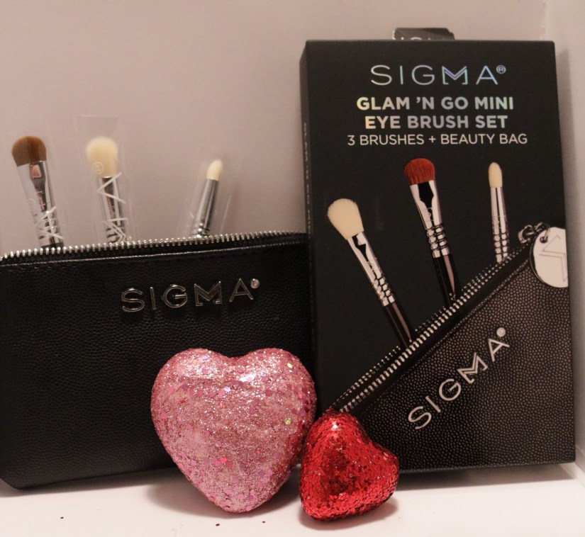 Sigma mini deluxe brushes