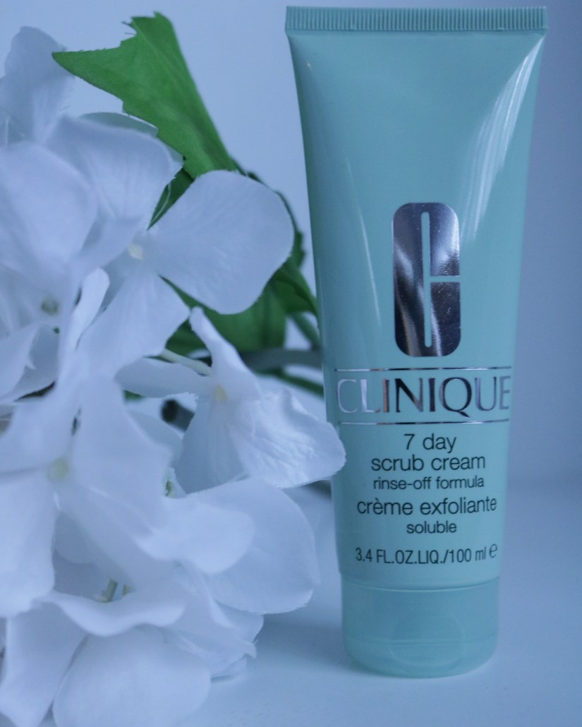 Clinique 7 Day scrub (1)