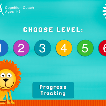 The Start They Deserve: Build Brains Early with Cognition Coach Apps