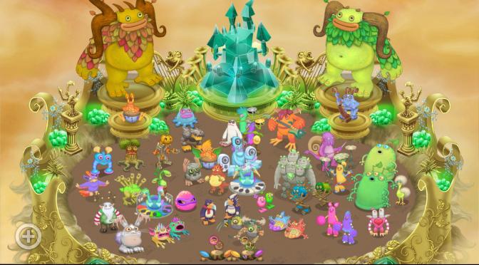 My Gold Island