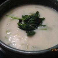 Leftover Mashed Potatoes Make Great Soup...