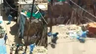 Photo of इंदौर में स्वास्थ्य कर्मियों पर हमले के आरोप में आरोपियों को गिरफ्तार किया
