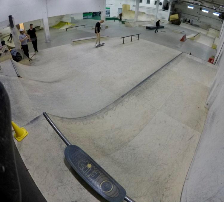 Fryshuset Skatehall Skatepark