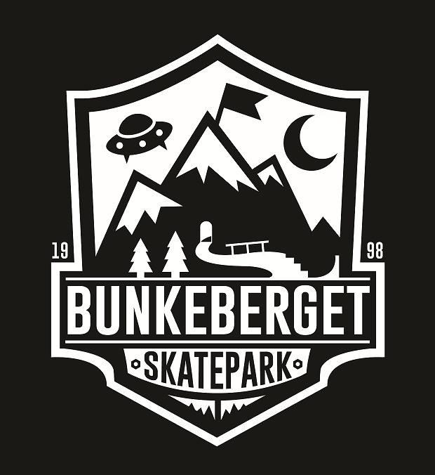 Bunkeberget logga