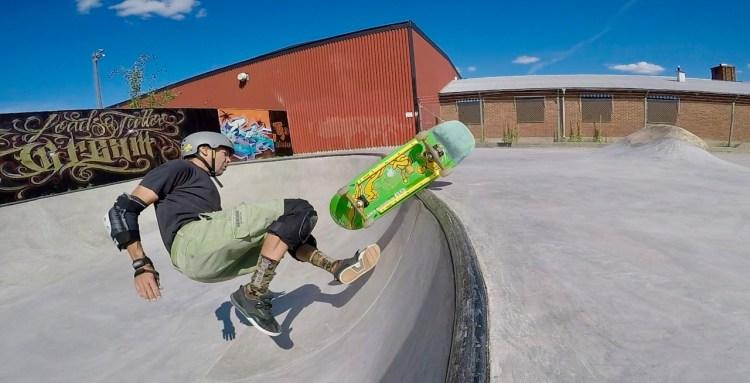 Elvärket bowl Mariestad Skatepark