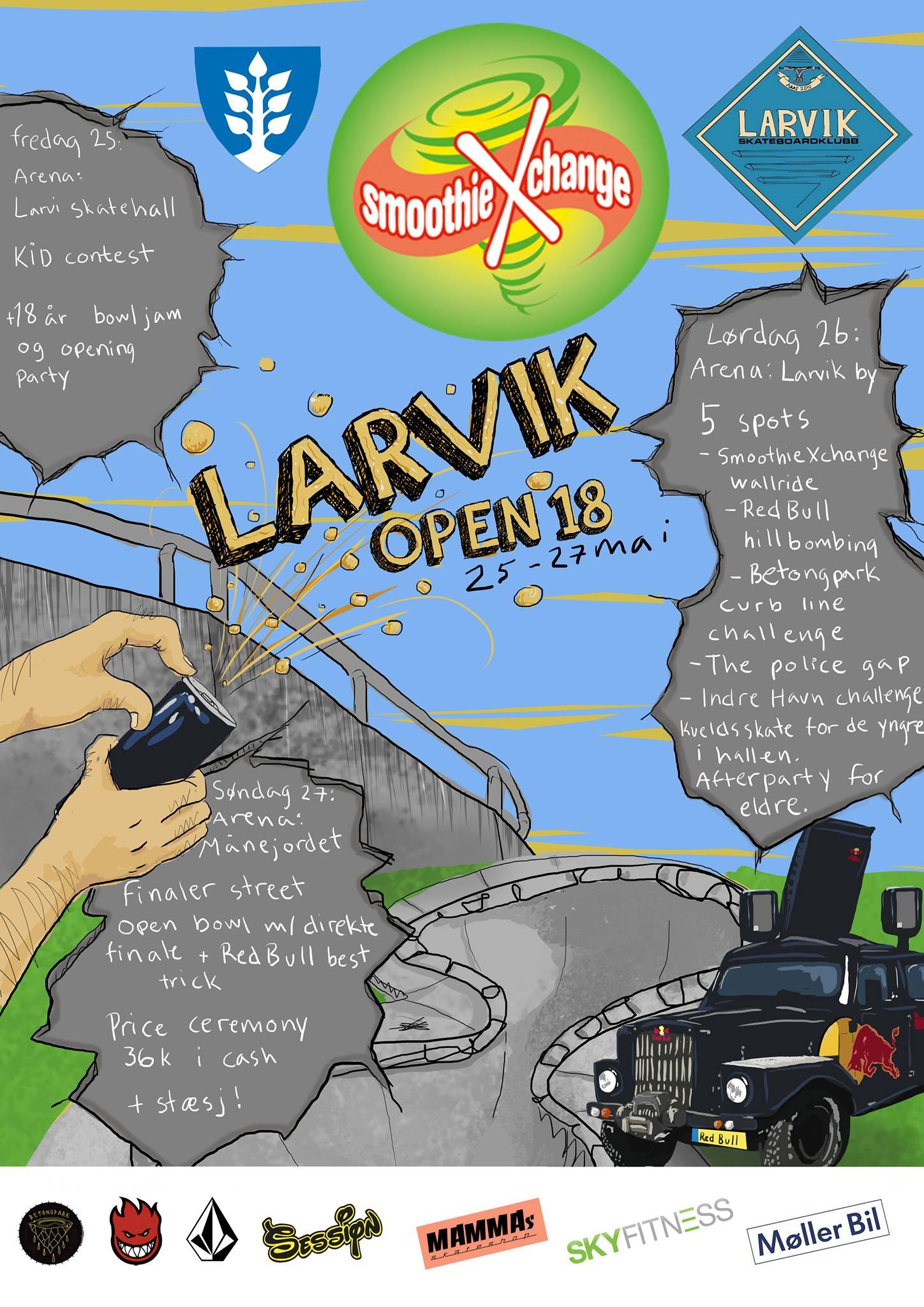 larvik-open