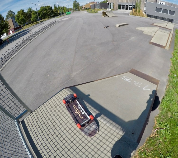 Bugårdparken Skatepark