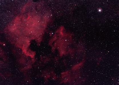 Project NGC7000 Amerika