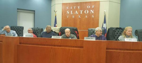 Monthly City Council Meeting - February - MySlaton.com