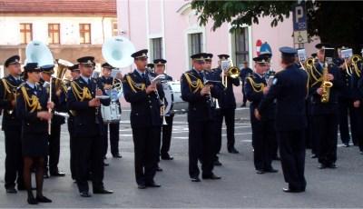 Litwini w Myśliborzu – pokaz musztry