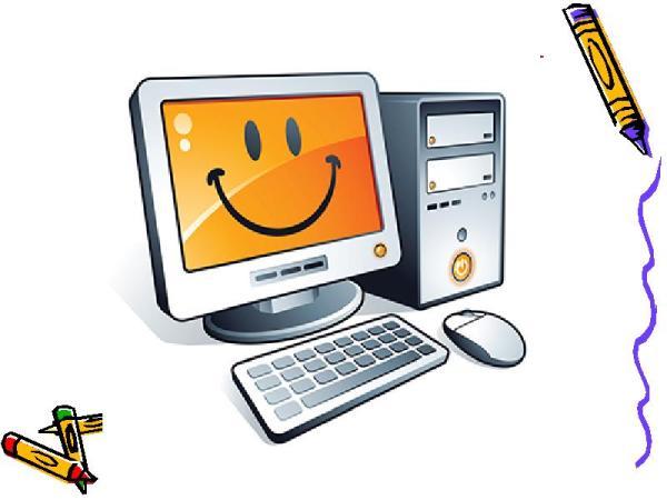 Комп'ютер - мій друг - презентация, доклад, проект