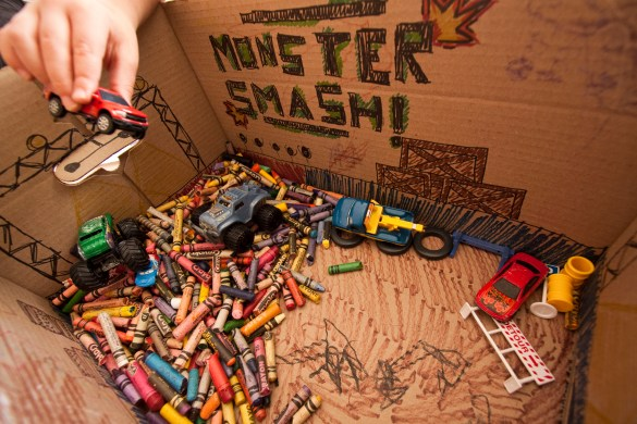 Pdf Plans How To Build A Monster Toy Wood Truck Download 1