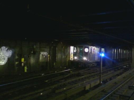 Subway Graffiti 002