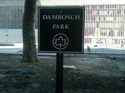 Damrosch Park 001