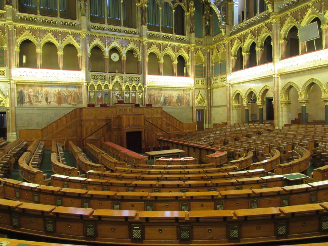 Parliament Inside