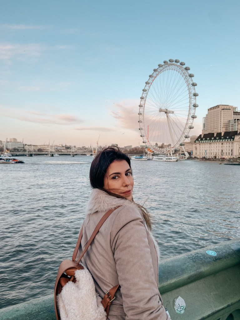 não podes perder em Londres