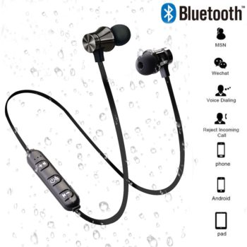 Magnetic Wireless Bluetooth Earphone Stereo | Mysmartg