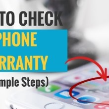 How to Check iPhone Warranty (5 Simple Steps)