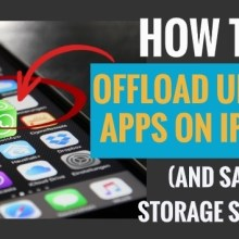 How to Offload Unused Apps on iPhone