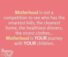 motherhood motivational monday