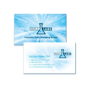 Teeth Whitening Business Marketing Material