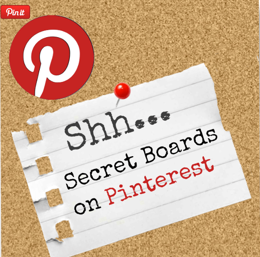 Purpose of Pinterest Secret Boards brought to you by MySMN
