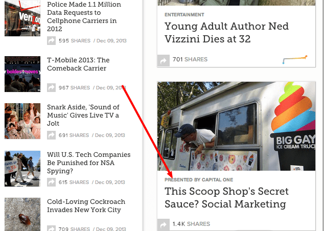 Native Advertising 101