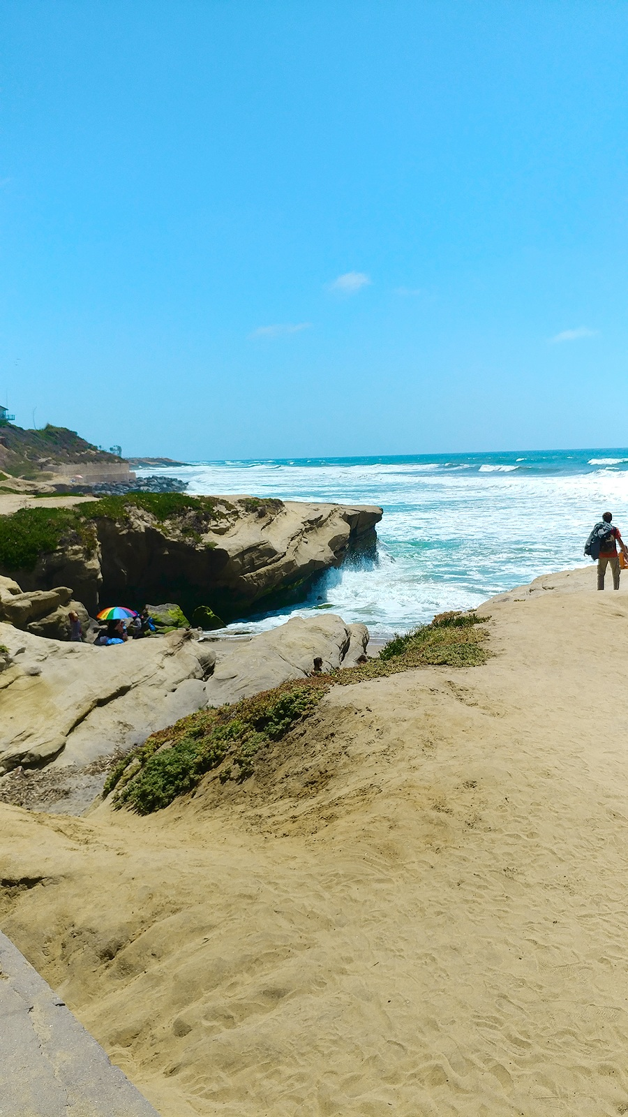 The secret side of Ocean Beach, California offers picturesque views and few crowds!