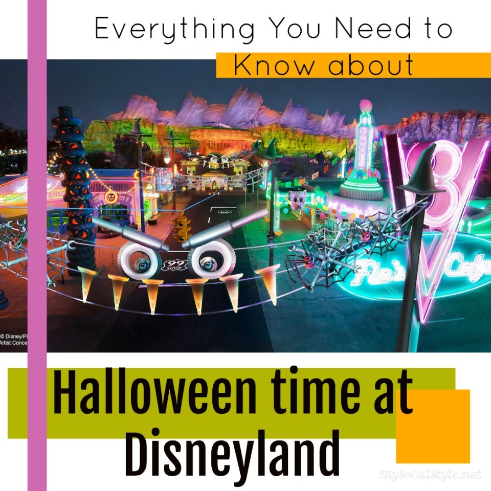 Everything You Have to See At Disneyland This Halloween