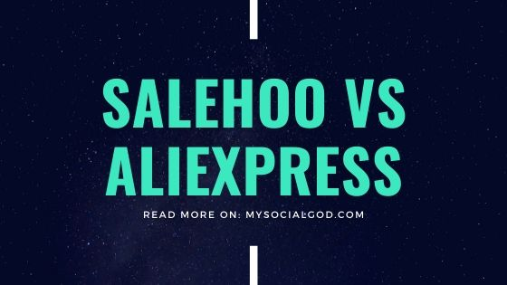 salehoo vs aliexpress
