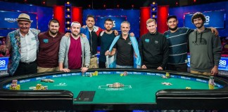 2017 World Series of Poker Main Event Final Table Preview