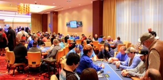 2017 Card Player Poker Tour Scarlet Pearl Main Event Draws 537 Entries