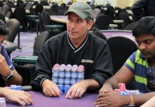 Bicycle Hotel & Casino Main Event: Adam Weinraub Leads Final 18 Players 2017