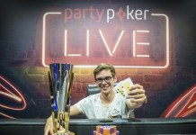 FEDOR HOLZ WINS FIRST TOURNAMENT AS PARTYPOKER PRO