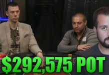 Berkey vs Kornuth $292k Pot!