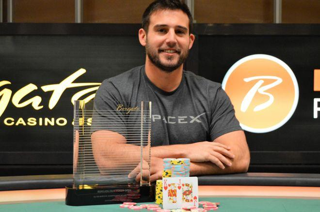 Borgata Fall Poker Open Main Event Goes to Three-Time WPT Champ Darren Elias, Moves Him Past $5 Million in Career Earnings